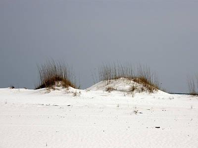 Destin Dunes Art Print by Deb JAZI Raulerson