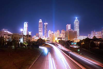 Photograph - Destination Atlanta by Mark Andrew Thomas