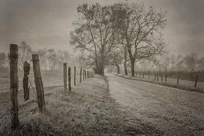 Photograph - Destination - Sparks Lane by Everet Regal
