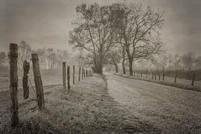 Photograph - Destination - Sparks Lane by Everet Regal