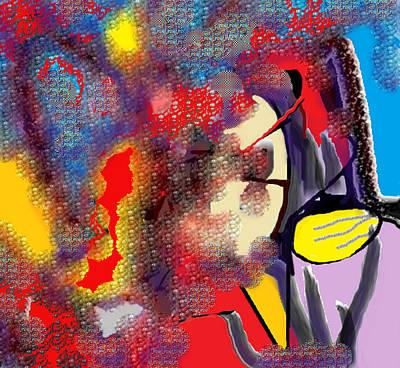 Digital Art - Destiny by Ian  MacDonald