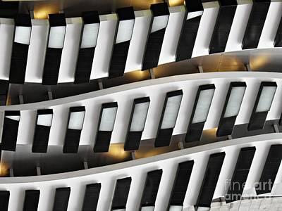 Photograph - Detail On 42nd Street Horizontal by Sarah Loft