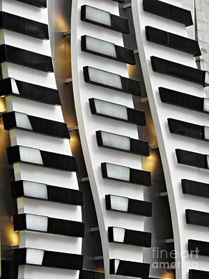 Photograph - Detail On 42nd Street Vertical by Sarah Loft