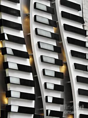 Photograph - Detail On 42nd Street Vertical by Sarah Loft