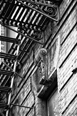 Photograph - Details In Chinatown by John Rizzuto