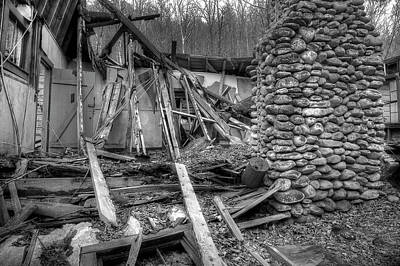 Photograph - Deterioration by Mike Eingle