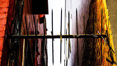 Zen - Deterrent by Angus Hooper Iii