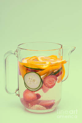 Photograph - Detox Water by Diane Macdonald