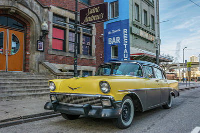 Photograph - Detroit Classic  by Pravin Sitaraman
