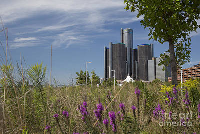 Photograph - Detroit by Jim West