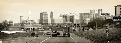 Photograph - Detroit Michigan by Scott Hovind