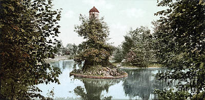 Photograph - Detroit, Palmer Park, C1900 by Granger