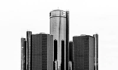 Photograph - Detroit Rencen by Randy J Heath