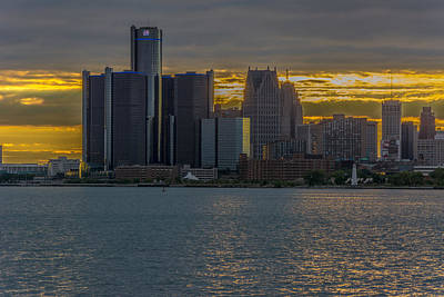 Photograph - Detroit Versus Everybody  by Pravin  Sitaraman