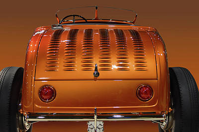 Photograph - Deuce Trunk Louvres by Bill Dutting
