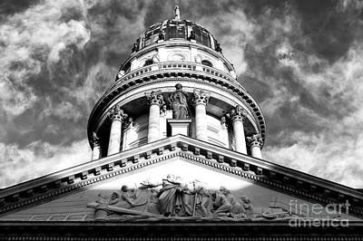 Photograph - Deutscher Dom Berlin by John Rizzuto