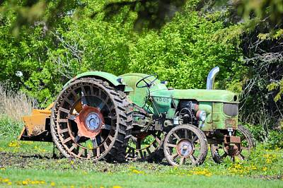 Photograph - Deutz D 4005 by Bonfire Photography