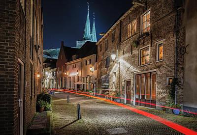 Photograph - Deventer Movement by Edwin Mooijaart
