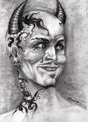Devil May Cry Art Print by Alban Dizdari
