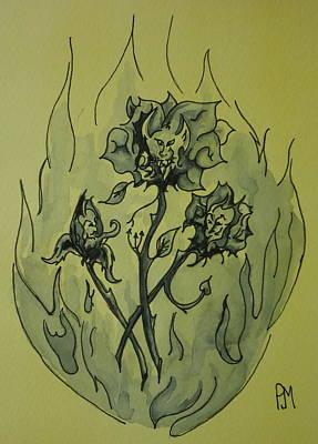 Devil Roses Original