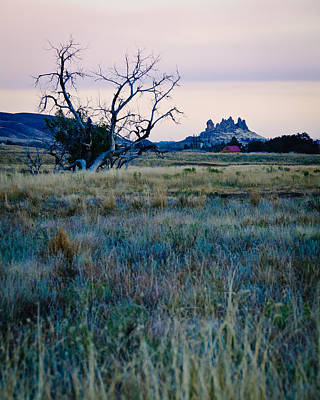 Ft Collins Photograph - Devil's Backbone, Loveland, Colorado by Preston Broadfoot