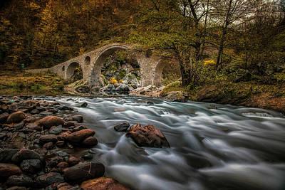 Photograph - Devil's Bridge 14/11/17 by Plamen Petkov