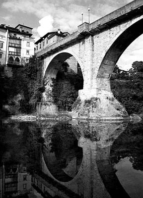 Photograph - Devil's Bridge by Donna Corless