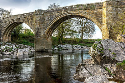 Photograph - Devils Bridge by Keith Elliott