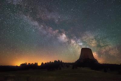 Photograph - Devils Night Watch by Darren White