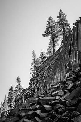 Photograph - Devils Postpile by Alexander Kunz