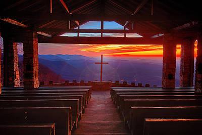 Photograph - Devine Sunrise by Kevin Senter