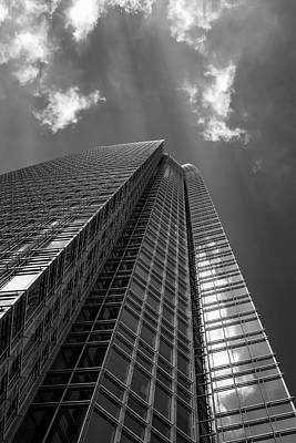 Photograph - Devon Tower In Sunlight by James Barber