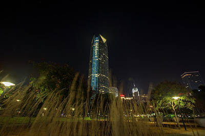 Photograph - Devon Tower Okc 2 by James Menzies