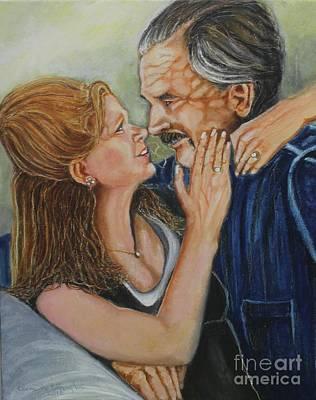 Painting - Devotion by Anne Buffington