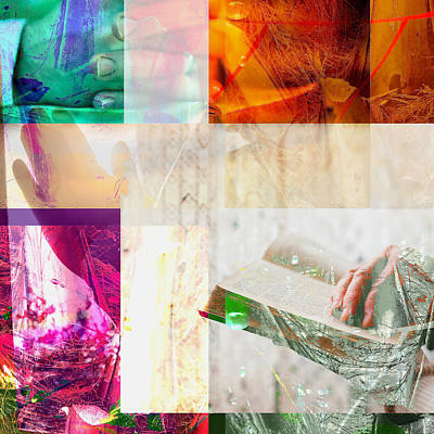 Digital Art - Devotion by Payet Emmanuel
