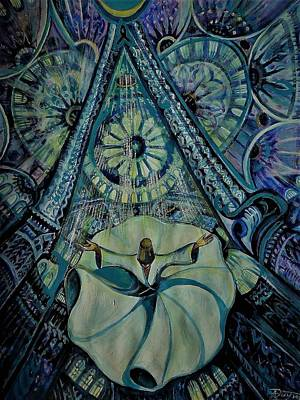Devotional Dance. Original by Anna Duyunova