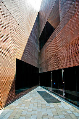 Photograph - Deyoung Museum by Roger Mullenhour