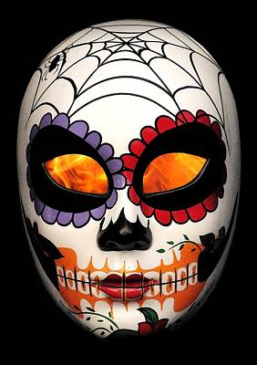 Photograph - Dia De Los Muertos by Guy Pettingell