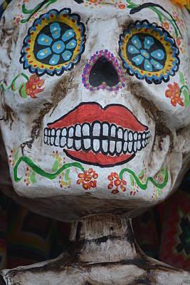 Dia De Los Muertos Art Print by Sonja Bratz