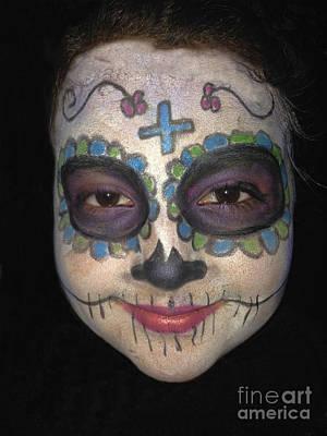 Photograph - Dia De Los Muertos by Steven Parker