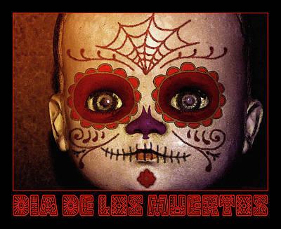 Photograph - Dia De Los Muertos by WB Johnston