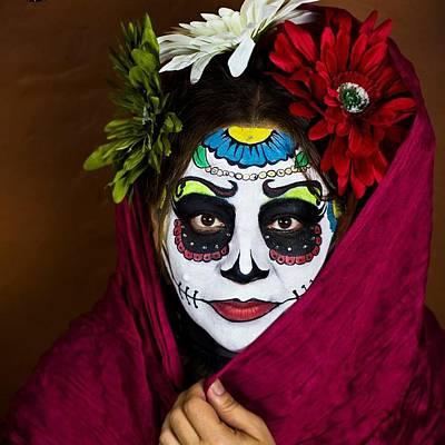 Photograph - Dia De Muertos by Thelma Delgado