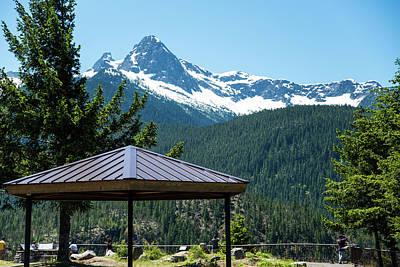 Photograph - Diablo Vista And Pinnacle Peak by Tom Cochran