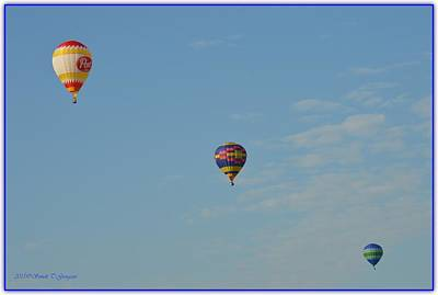 Ambition Photograph - Diagonal Beauty In Air by Sonali Gangane