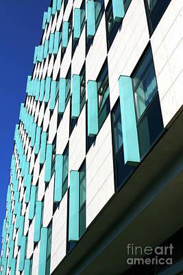 Photograph - Diagonal In Berlin by John Rizzuto