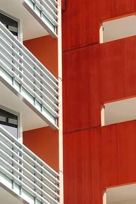 Photograph - Brisbane Diagonals. by Denise Clark