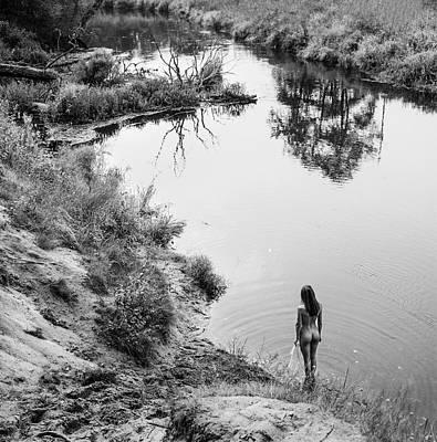 Nudeart Photograph - Dialogue by Paulius Stefanovicius