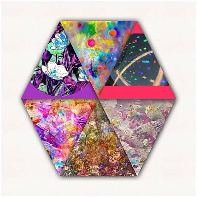 Digital Art - Diamond Art by Don Wright