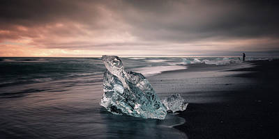 Photo Rights Managed Images - Diamond Beach Royalty-Free Image by Tor-Ivar Naess