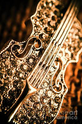 Music Photograph - Diamond Ensemble by Jorgo Photography - Wall Art Gallery